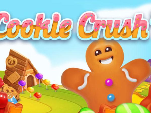 Bild zu Mädchen-Spiel Cookie Crush 2