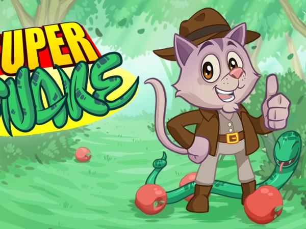 Bild zu Klassiker-Spiel Super Snake