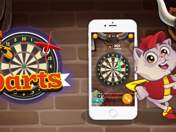 Bild zu Sport-Spiel Darts
