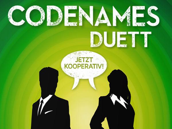 Bild zu Alle Brettspiele-Spiel Codenames Duett