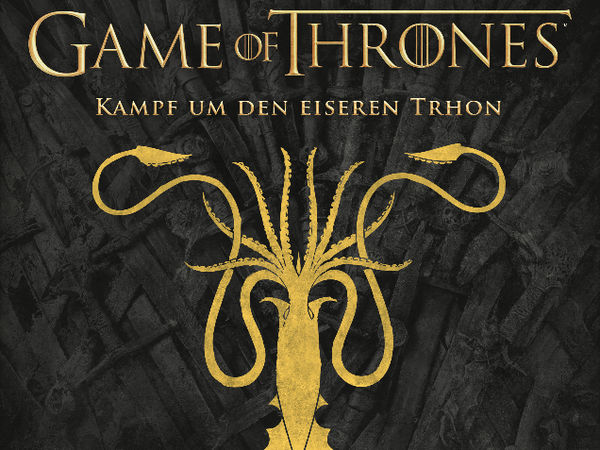 Bild zu Alle Brettspiele-Spiel Game of Thrones: Kampf um den Eisernen Thron - Die Kriege, die da kommen