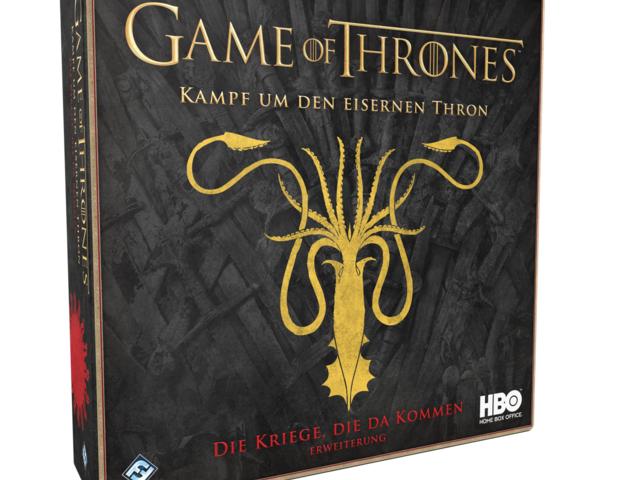 Game of Thrones: Kampf um den Eisernen Thron - Die Kriege, die da kommen Bild 1