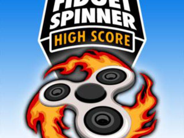 Bild zu Action-Spiel Fidget Spinner High Score