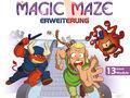 Vorschaubild zu Spiel Magic Maze - Erweiterung: Alarmstufe Rot