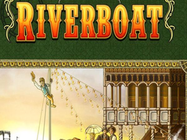Bild zu Alle Brettspiele-Spiel Riverboat