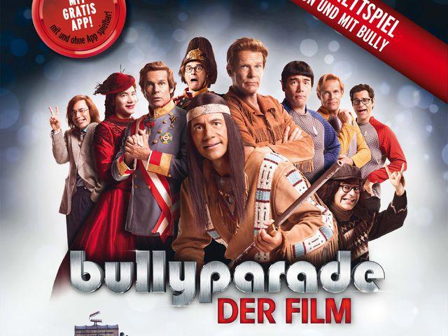 Bullyparade - Der Film: Das Brettspiel Bild 1