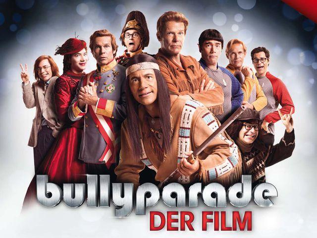 Bullyparade - Der Film: Das Kartenspiel Bild 1