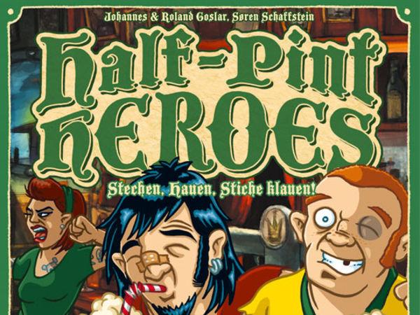 Bild zu Alle Brettspiele-Spiel Half-Pint Heroes