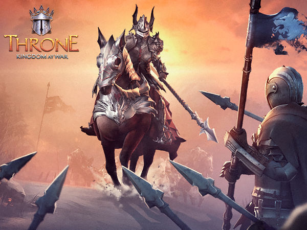 Bild zu Strategie-Spiel Throne - Kingdoms at War