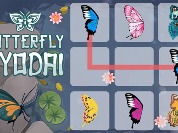 Bild zu Klassiker-Spiel Butterfly Kyodai