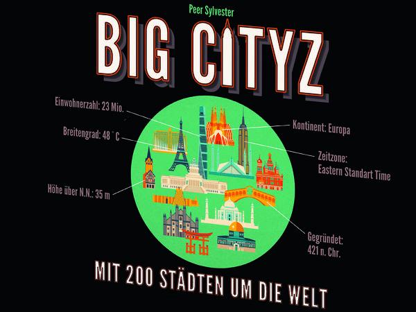 Bild zu Alle Brettspiele-Spiel Big Cityz