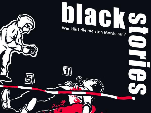 Bild zu Alle Brettspiele-Spiel Black Stories: Investigation