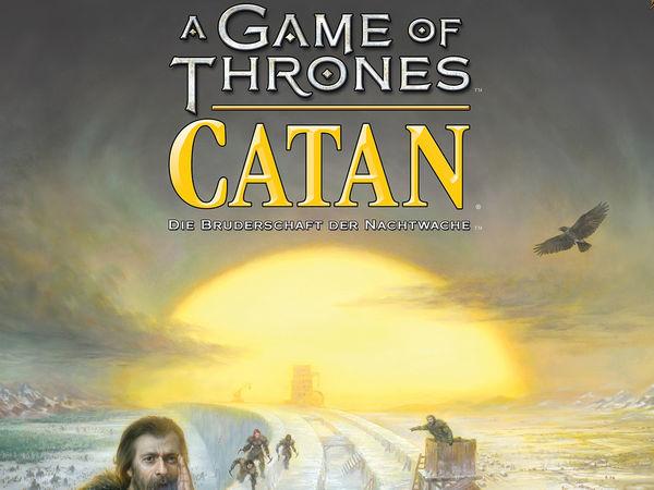 Bild zu Alle Brettspiele-Spiel Catan: A Game of Thrones