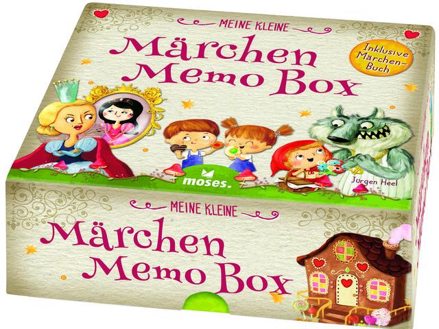 Meine kleine Märchen Memo Box Bild 1