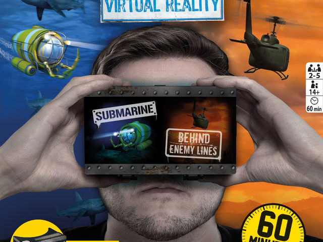 Escape Room: Das Spiel - Virtual Reality Bild 1