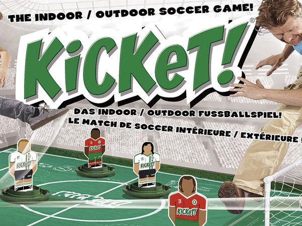 Bild zu Alle Brettspiele-Spiel Kicket!