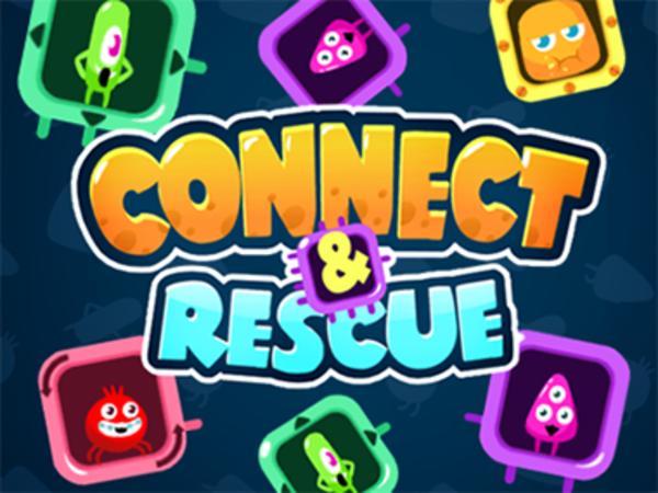 Bild zu Denken-Spiel Connect and Rescue