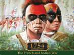 Vorschaubild zu Spiel 1754: Conquest - The French and Indian War