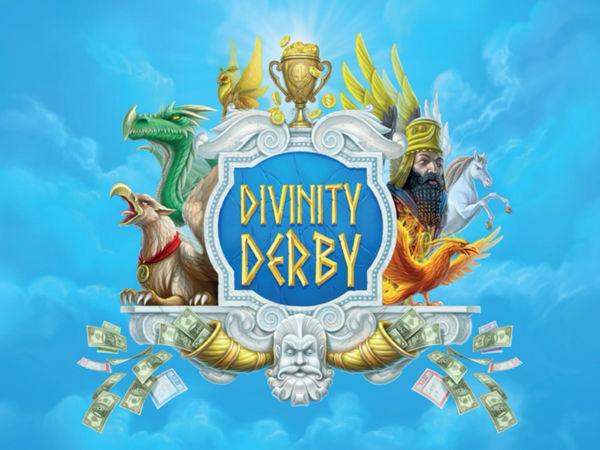 Bild zu Alle Brettspiele-Spiel Divinity Derby