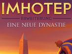 Vorschaubild zu Spiel Imhotep - Erweiterung: Eine neue Dynastie