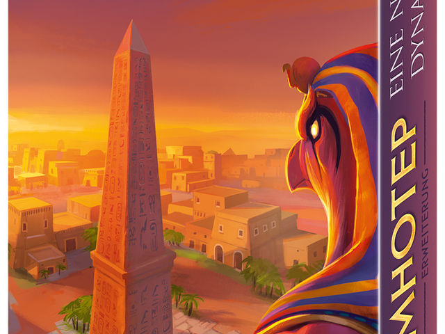 Imhotep - Erweiterung: Eine neue Dynastie Bild 1