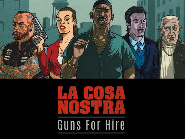 La Cosa Nostra: Guns For Hire Bild 1