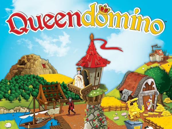 Bild zu Alle Brettspiele-Spiel Queendomino