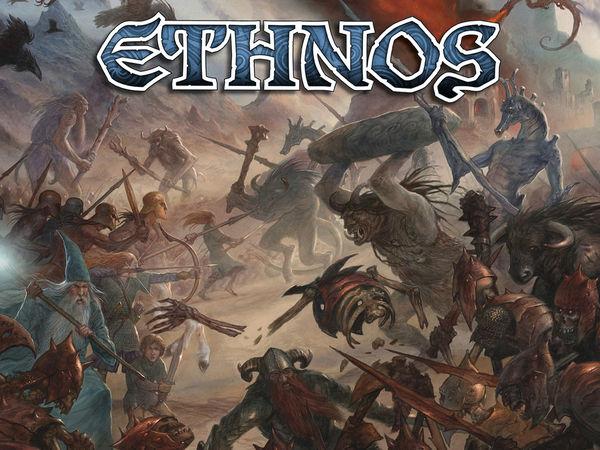 Bild zu Alle Brettspiele-Spiel Ethnos