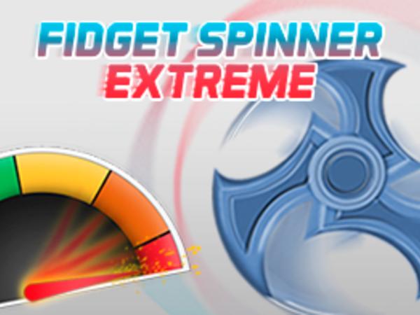 Bild zu Neu-Spiel Fidget Spinner Extreme