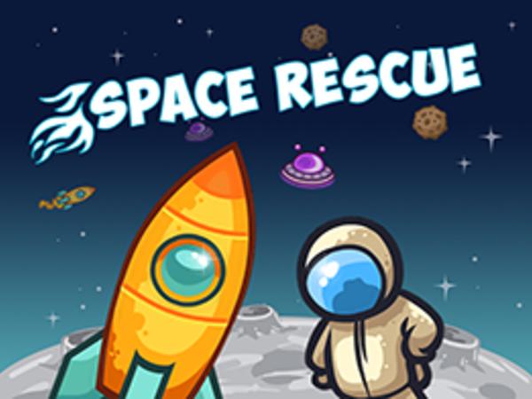 Bild zu Denken-Spiel Space Rescue