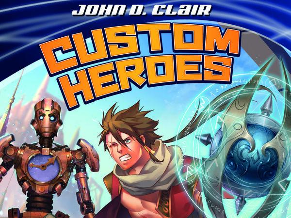 Bild zu Alle Brettspiele-Spiel Custom Heroes