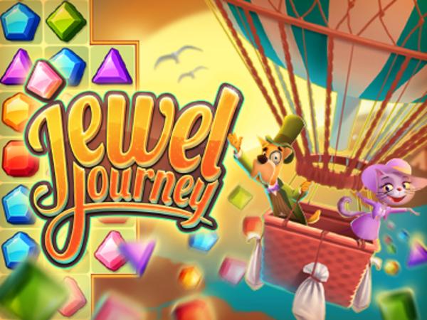 Bild zu Denken-Spiel Jewel Journey