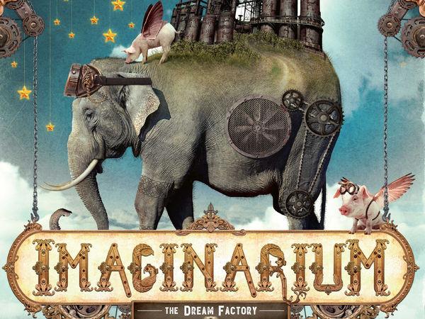 Bild zu Alle Brettspiele-Spiel Imaginarium