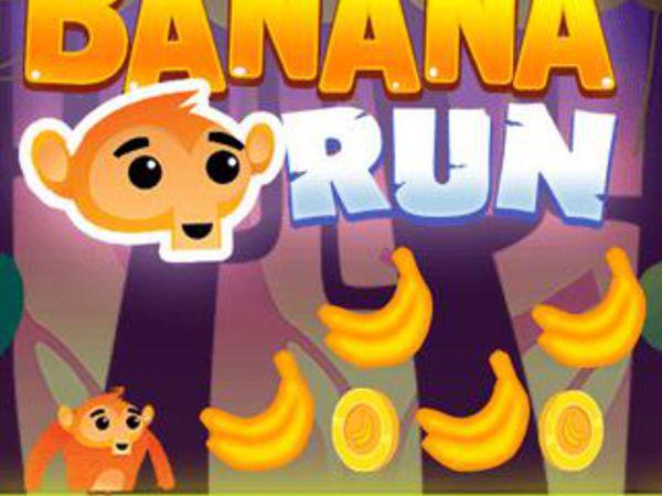 Bild zu Geschick-Spiel Banana Run