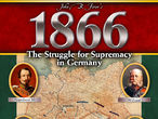 Vorschaubild zu Spiel 1866: The Struggle for Supremacy in Germany
