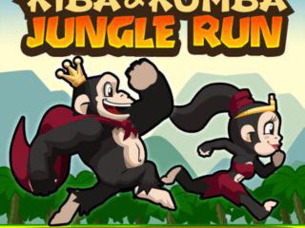 Bild zu Neu-Spiel Jungle Run