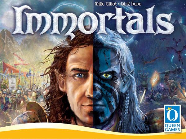 Bild zu Alle Brettspiele-Spiel Immortals