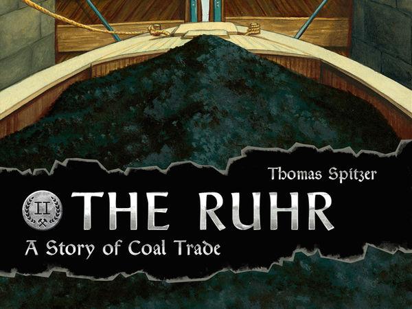 Bild zu Alle Brettspiele-Spiel The Ruhr: A Story of Coal Trade