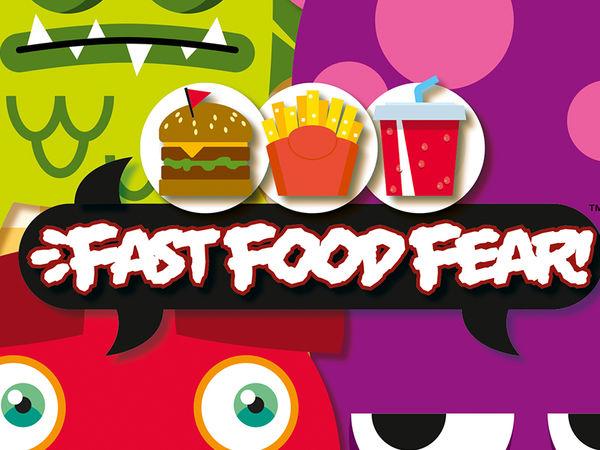 Bild zu Alle Brettspiele-Spiel Fast Food Fear!