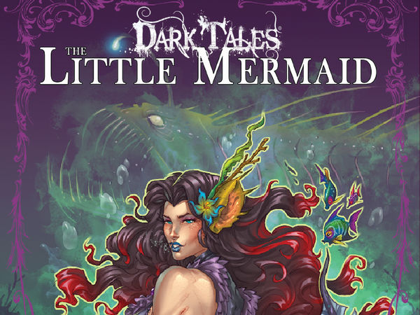 Bild zu Alle Brettspiele-Spiel Dark Tales: The Little Mermaid