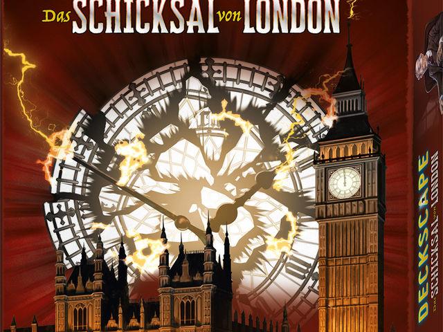 Deckscape: Das Schicksal von London Bild 1