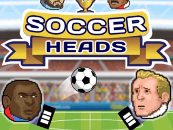 Bild zu Sport-Spiel Soccer Heads