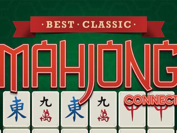 Bild zu Karten & Brett-Spiel Best Classic Mahjong Connect