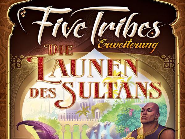 Bild zu Alle Brettspiele-Spiel Five Tribes: Die Launen des Sultans