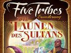 Vorschaubild zu Spiel Five Tribes: Die Launen des Sultans