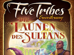 Five Tribes: Die Launen des Sultans