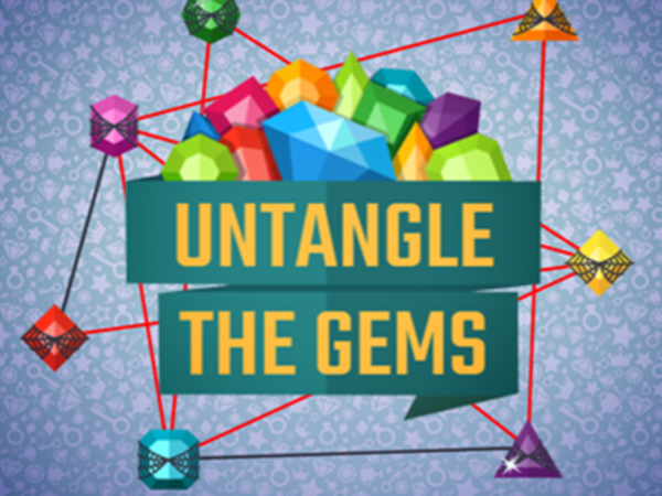 Bild zu Top-Spiel Untangle the Gems