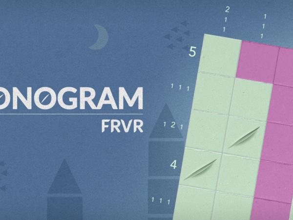 Bild zu Denken-Spiel Nonogram FRVR