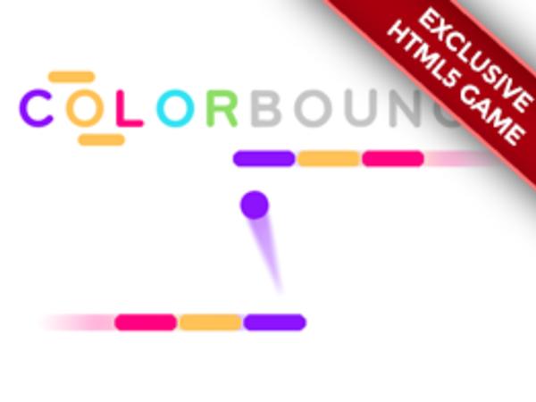 Bild zu Neu-Spiel Color Bounce
