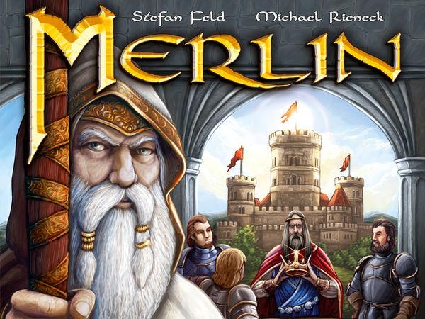 Bild zu Alle Brettspiele-Spiel Merlin
